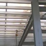 Estrutura de aço para galpão