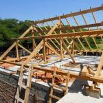 Estrutura de madeira para telhado preço